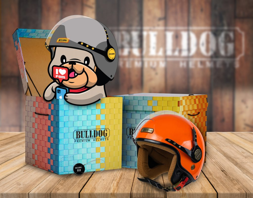 bulldog pom