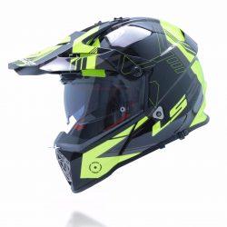 Mũ dual sport LS2 MX436 Pioneer 9