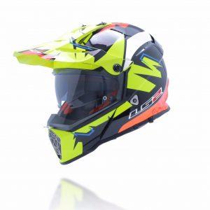 Mũ dual sport LS2 MX436 Pioneer 4