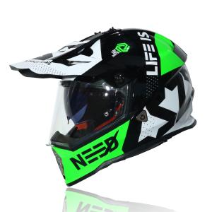 Mũ dual sport LS2 MX436 Pioneer