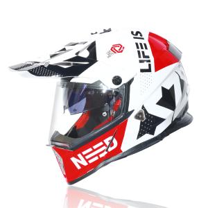 Mũ dual sport LS2 MX436 Pioneer 2