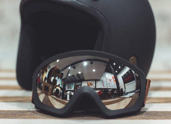 kính dây bulldog b3 gương