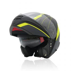 mũ bảo hiểm lật hàm yohe 950