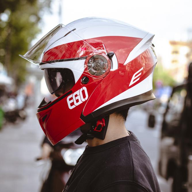 mũ fullface ego e-9 lật hàm