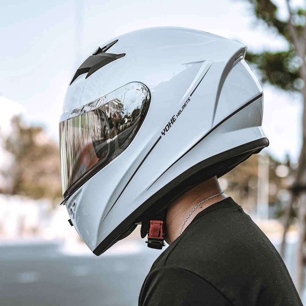 mũ bảo hiểm fullface yohe 978