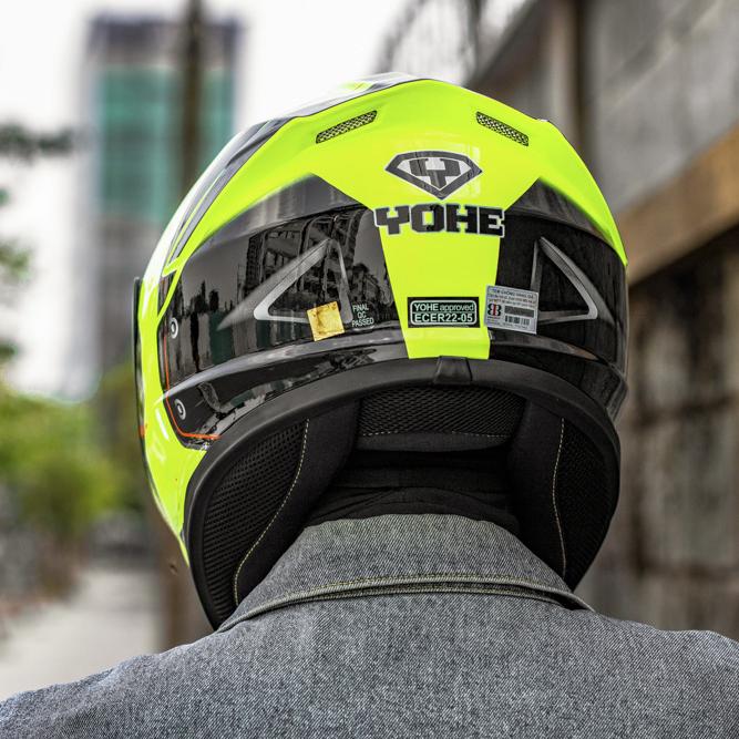 mũ bảo hiểm fullface yohe 977