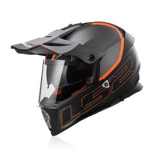 Mũ dual sport LS2 MX436 Pioneer 11