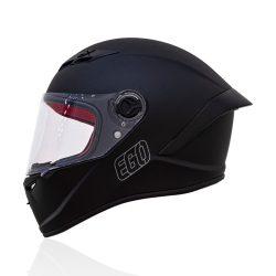 mũ fullface EGO E-7 đen nhám