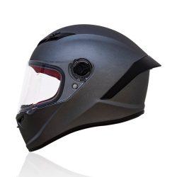 mũ fullface EGO E-7 xám titanium