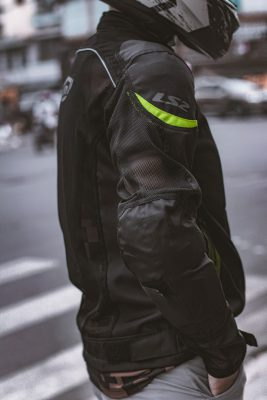 áo giáp ls2 airy man